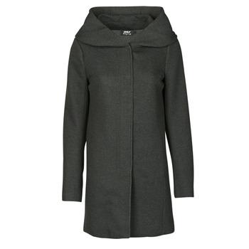 Oblečenie Ženy Kabáty Only ONLSEDONA LIGHT Kaki
