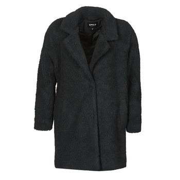 Oblečenie Ženy Kabáty Only ONLAURELIA Čierna
