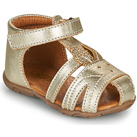 Topánky Dievčatá Sandále GBB FADIA Zlatá