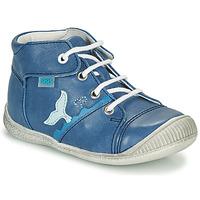Topánky Chlapci Členkové tenisky GBB ABRICO Modrá