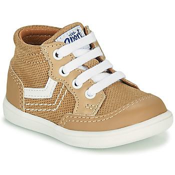 Topánky Chlapci Členkové tenisky GBB VIGO Béžová