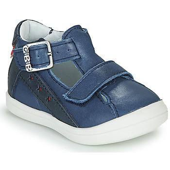 Topánky Chlapci Sandále GBB BERNOU Modrá