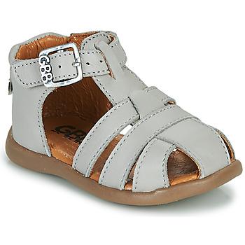 Topánky Chlapci Sandále GBB FARIGOU Šedá