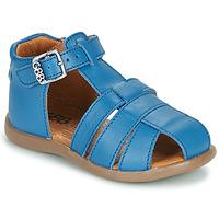 Topánky Chlapci Sandále GBB FARIGOU Modrá