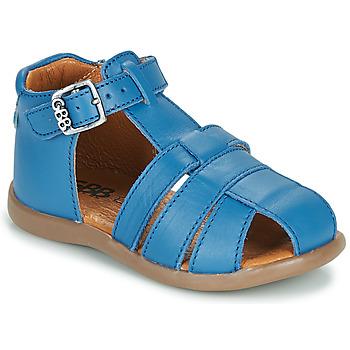 Topánky Chlapci Sandále GBB FARIGOU Modrá azúrová