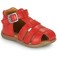 Topánky Chlapci Sandále GBB FARIGOU Červená