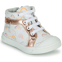 Topánky Dievčatá Členkové tenisky GBB LEOZIA Ružová