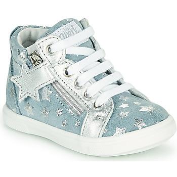 Topánky Dievčatá Členkové tenisky GBB VALA Modrá