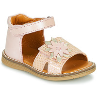 Topánky Dievčatá Sandále GBB SATIA Ružová