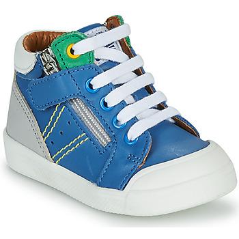 Topánky Chlapci Členkové tenisky GBB ANATOLE Modrá