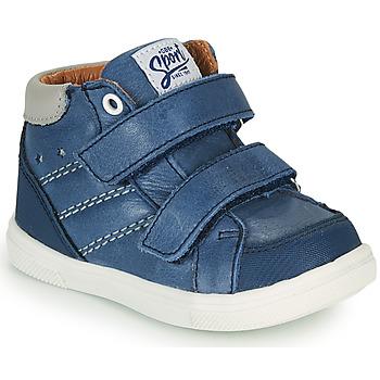 Topánky Chlapci Členkové tenisky GBB MORISO Modrá