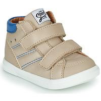 Topánky Chlapci Členkové tenisky GBB MORISO Béžová