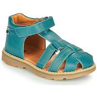 Topánky Chlapci Sandále GBB MITRI Modrá / Duck