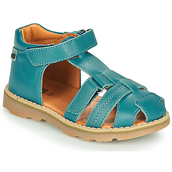 Topánky Chlapci Sandále GBB MITRI Modrá
