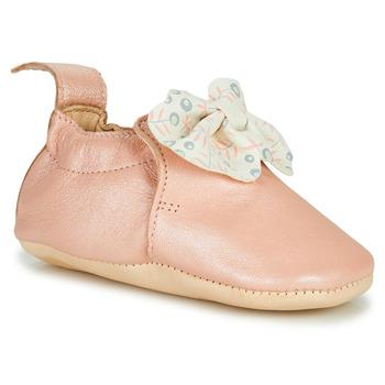 Topánky Dievčatá Papuče Easy Peasy BLUMOO NOEUD Ružová