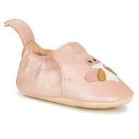 Topánky Dievčatá Papuče Easy Peasy BLUMOO ABEILLE Ružová