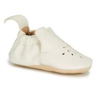 Topánky Dievčatá Papuče Easy Peasy BLUMOO PERFOS Biela