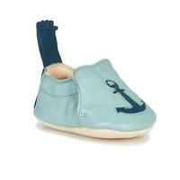 Topánky Deti Papuče Easy Peasy BLUMOO ANCRE Modrá