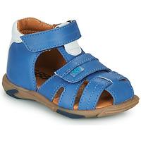 Topánky Chlapci Sandále GBB NUVIO Modrá