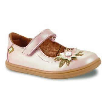 Topánky Dievčatá Balerínky a babies GBB FANETTA Ružová