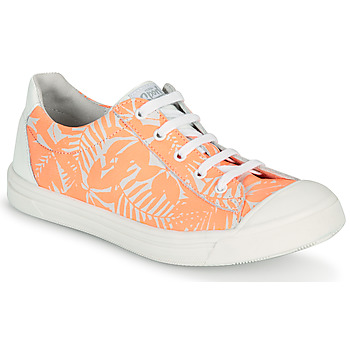 Topánky Dievčatá Nízke tenisky GBB MATIA Biela / Ružová