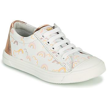 Topánky Dievčatá Nízke tenisky GBB MATIA Ružová