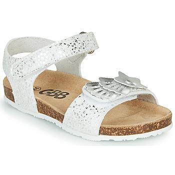 Topánky Dievčatá Sandále GBB FAZZI Šedá