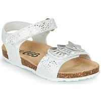 Topánky Dievčatá Sandále GBB FAZZI Strieborná