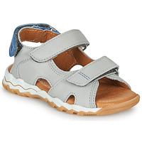 Topánky Chlapci Sandále GBB DIMOU Šedá