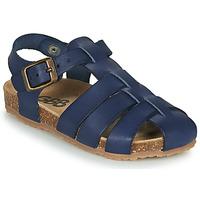 Topánky Chlapci Sandále GBB COQUI Modrá