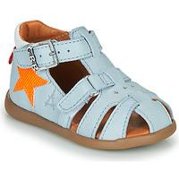 Topánky Chlapci Sandále GBB MARIUS Modrá