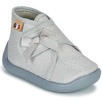 Topánky Dievčatá Papuče GBB APODIE Šedá