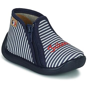 Topánky Dievčatá Papuče GBB APOMO Biela