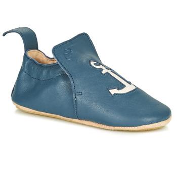 Topánky Deti Papuče Easy Peasy BLUBLU ANCRE Modrá