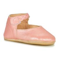 Topánky Dievčatá Papuče Easy Peasy BLUBLU DANCE Ružová