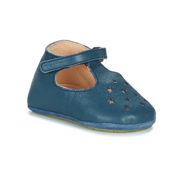 Topánky Deti Papuče Easy Peasy LILLOP Modrá