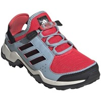 Topánky Deti Turistická obuv adidas Originals Terrex Hydroterra Červená, Modrá