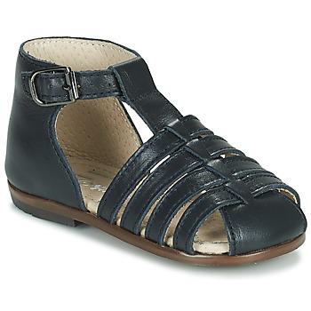 Topánky Dievčatá Sandále Little Mary JULES Modrá