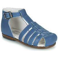 Topánky Deti Sandále Little Mary JULES Modrá