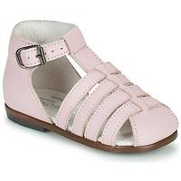 Topánky Dievčatá Sandále Little Mary JULES Ružová
