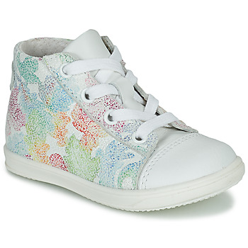 Topánky Dievčatá Členkové tenisky Little Mary VITAMINE Biela