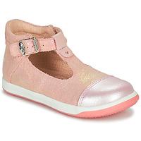 Topánky Dievčatá Balerínky a babies Little Mary VALSEUSE Ružová