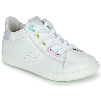 Topánky Dievčatá Členkové tenisky Little Mary DOROTHE Biela