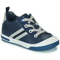 Topánky Chlapci Nízke tenisky Little Mary LOGAN Modrá