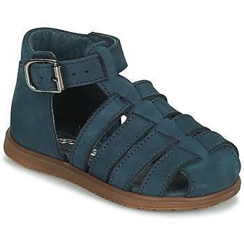 Topánky Chlapci Sandále Little Mary LIXY Modrá