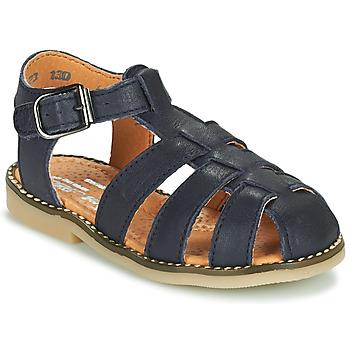 Topánky Chlapci Sandále Little Mary BREHAT Modrá