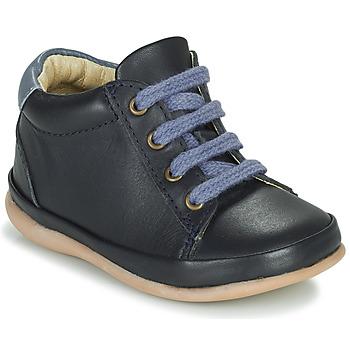 Topánky Dievčatá Členkové tenisky Little Mary GAMBARDE Modrá