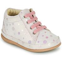 Topánky Dievčatá Členkové tenisky Little Mary GAMBARDE Ružová