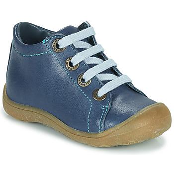 Topánky Deti Členkové tenisky Little Mary GOOD Modrá