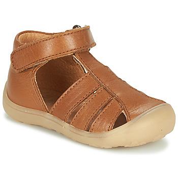 Topánky Deti Sandále Little Mary LETTY Hnedá